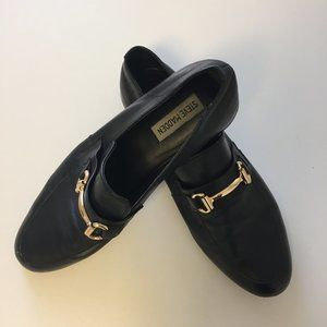 Steve Madden Leather Kerry Loafers